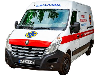 Почему выгодно заказать перевозку лежачего больного по Украине в службе